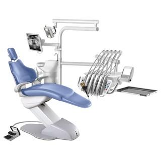 Cadeira Kavo Aqia com Mesa em S
