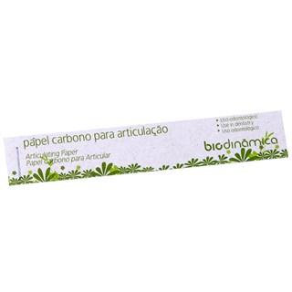 Carbono c/ 12 Tiras Azul Biodinamica