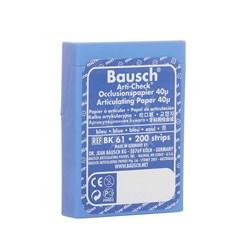 Carbono c/ 200 Tiras Bk 61 Bausch
