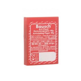 Carbono c/ 200 Tiras Bk 62 Bausch