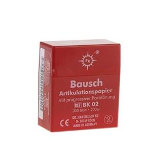 Carbono c/ 300 Tiras Bk 02 Bausch