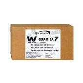 Cera Rosa 7 c/178 Laminas - Wilson - Embalagem Danificada