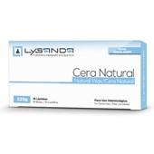 Cera Utilidade Natural Branca c/ 5 Laminas - Lysanda