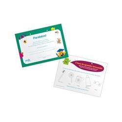 Certificado de Conclusao de Tratamento c/ 20 995 Angie By Angelus