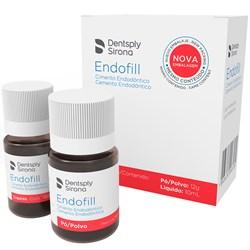 Cimento Endodontico Endofill Kit 12g + 10mL - Dentsply
