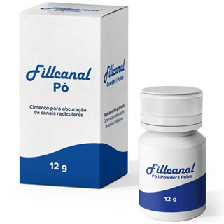 Cimento Endodontico Fill Canal Po 12g Technew
