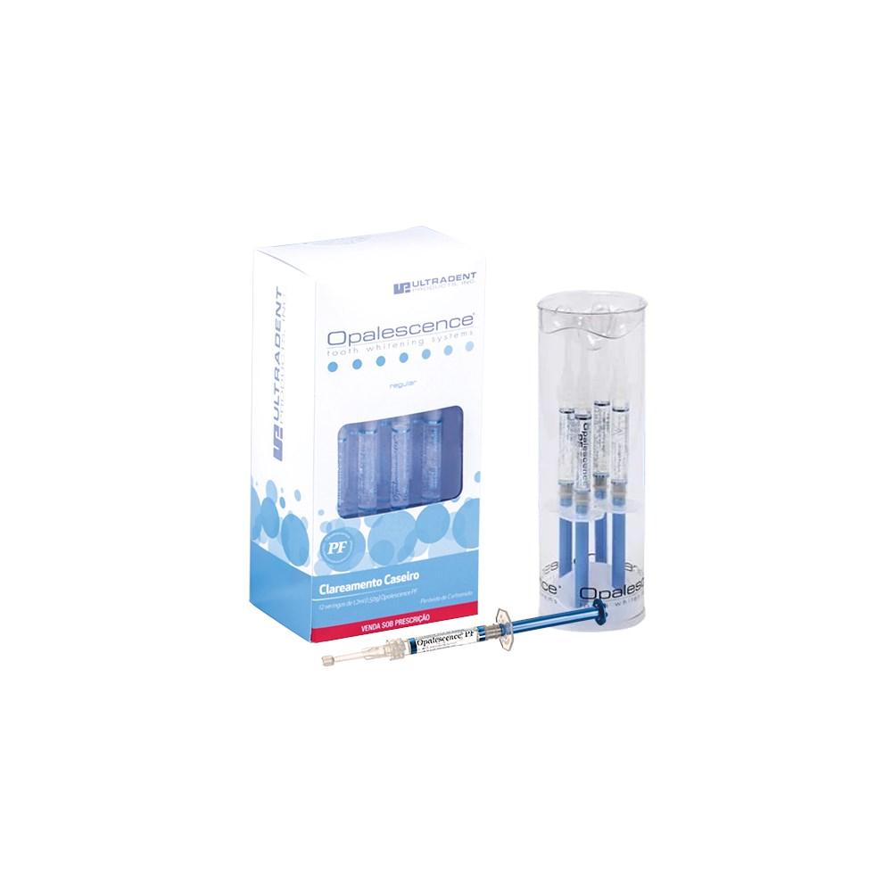Clareador Opalescence Gel Kit c/ 12 Grátis Kit 20% c/ 4 Ser. - Ultradent