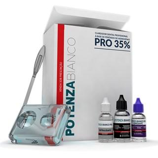 Clareador Potenza Bianco Pro 35% 3 Pacientes - PHS