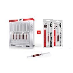 Clareador Power Bleaching Aromatizado Kit com 7