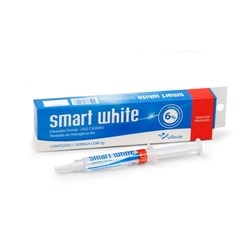 Clareador Smart White 6% Seringa Com 3g Villevie