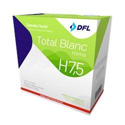 CLAREADOR TOTAL BLANC HOME 7,5% KIT C/6 SERINGAS NOVA DFL OUT/2021