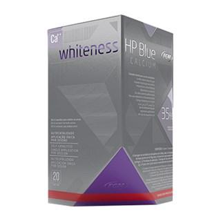 Clareador Whiteness HP Blue 35% Kit 6 Sessões c/ Top DAM + 3 Ser. Perfect 16% - FGM