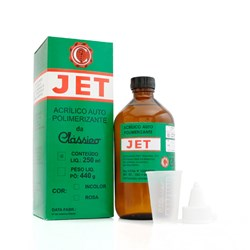 Clássico Jet Liq 250ml