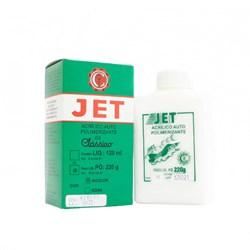 Clássico Jet Po 220g Incolor