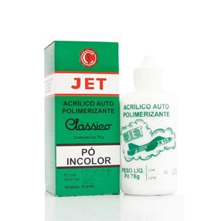 Classico Jet Po 78g Incolor