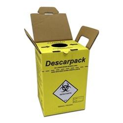 Coletor 3 Lts Descarpack