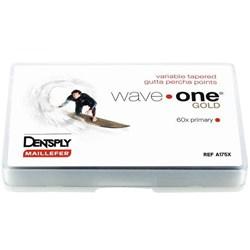 Cone de Guta Percha Wave One Gold Maillefer - Dentsply