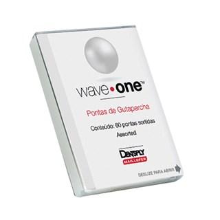 Cone de Guta Percha Wave One Points Maillefer - Dentsply