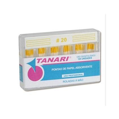 Cone de Papel 20 Comum c/ 120 Tanari