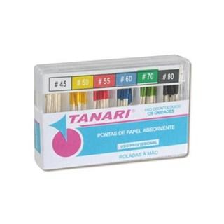 Cone de Papel 45-80 Comum c/ 120 Tanari