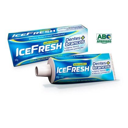 Creme Dental 50grs Menta Ice-Fresh