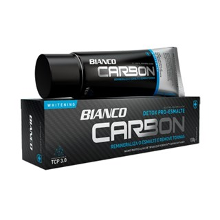 Creme Dental Carbon 100g - Bianco