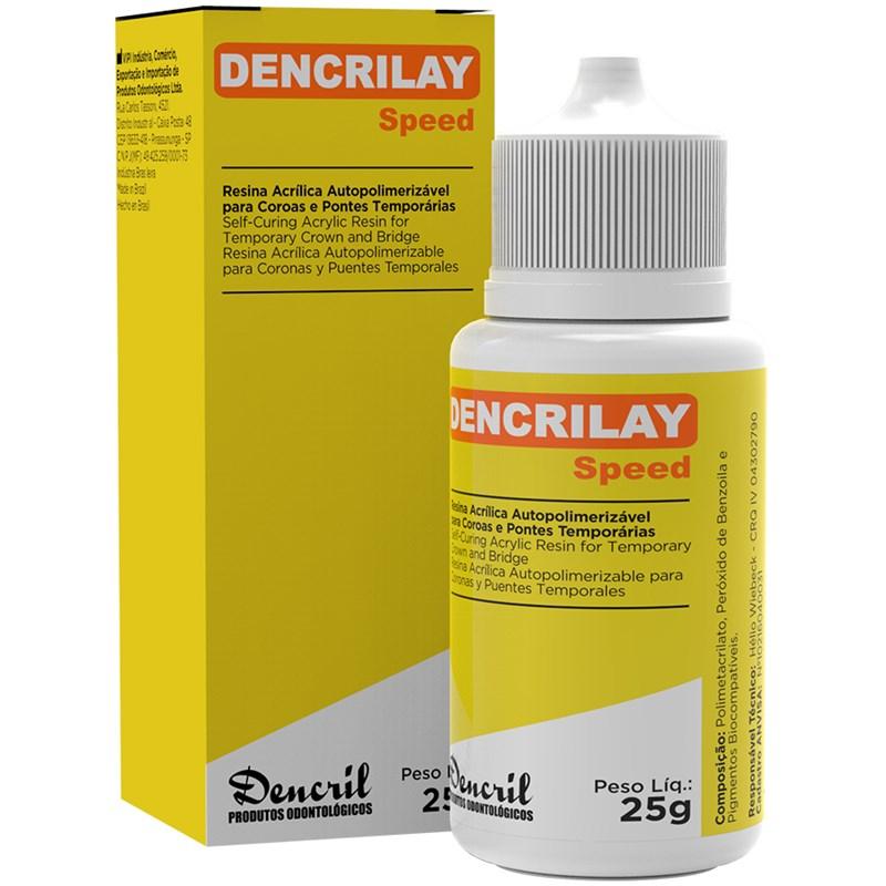 Dencrilay Speed 25g Cor 65 - Dencril