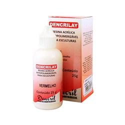 Dencrilay Speed 25g Vermelho