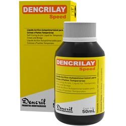 Dencrilay Speed Liq 50mL com Fluorescente e Crosslink - Dencril