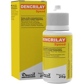 Dencrilay Speed Resina 25g - Dencril