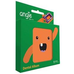 Dental Album Laranja Unitario 976 Angie By Angelus