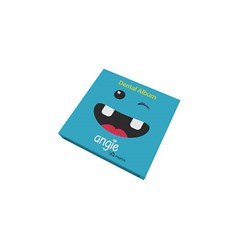 Dental Album Premium Azul 972 Angie By Angelus