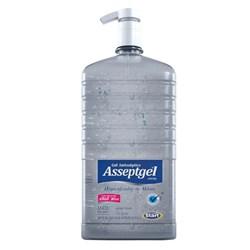 Desinfetante Asseptgel Cristal 1,7 Kg c/ Valvula Start Quimica