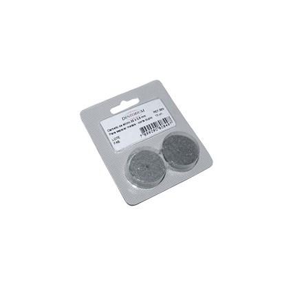 Disco Carborundum 7/8 223 c/ 10 (cinza) Dentorium
