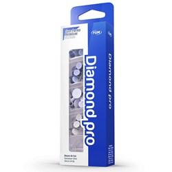 Disco de Lixa Diamond Pro Kit Sortido c/56 8mm - FGM