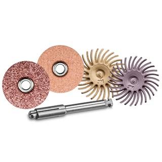 Disco de Lixa Sof-Lex Pop-On 4931G/4931M + 1 Kit Sof-Lex Espiral Grátis 1 Mandril - 3M