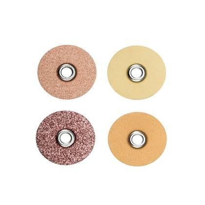 Disco de Lixa Sof-Lex Pop-On Refil Série Laranja Kit - Ganhe 01 Porta Abrasivos - 3M