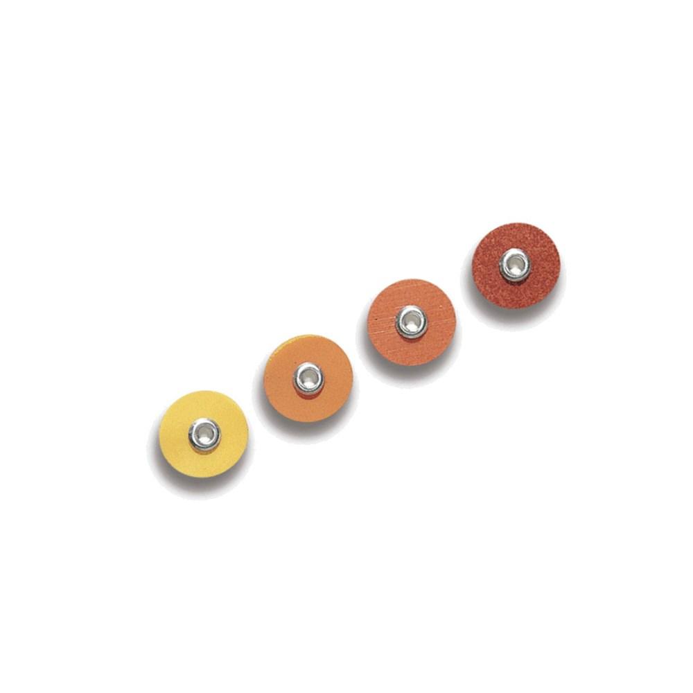 Disco de Lixa Sof-Lex Pop-On Série Laranja