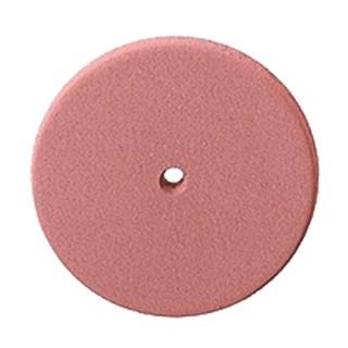 Disco Polidor p/Cer?mica Rosa Exa-Cerapol c/6 Ref.0306 2 Fase - Edenta