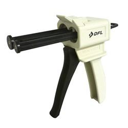 Dispensador (pistola) p/ Material de Moldagem Nova Dfl