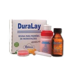 Duralay Kit Vermelho Po 28grs + Liq 30mL Reliance