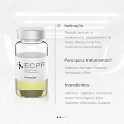 ECPR Advanced Cocktail Poli Revitalizante p/ os Olhos Cx c/5 Amp 5ml Toskani