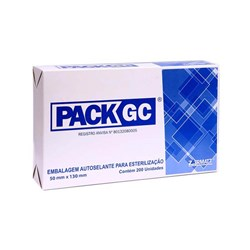 Envelope Autosselante Pack GC - 70 X 230mm