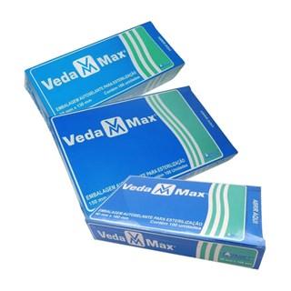 Envelope Autosselante Vedamax (100 Un) - 50 x 130mm