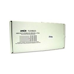 Envelope para Esterelização Auto-Selante 90 x 260mm - Amcor