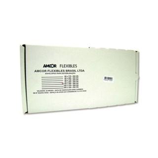 Envelope para Esterilização Auto-Selante - 140 x 290mm - Amcor