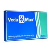 Envelope para Esterilização Autosselante 90x230mm c/ 200 - Vedamax - Validade 11/2018