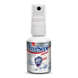 Enxaguante Bucal FREESEPT PREVENT Spray C/ Nanopartículas de Prata 30ML RAYMOUND'S