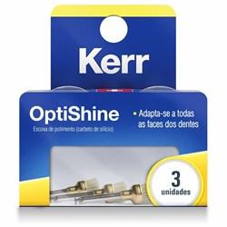 Escova de Polimento Carbeto de Silício Optishine - Kerr