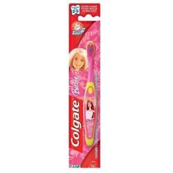 Escova Dental Infantil 2 A 5 Anos Barbie Colgate